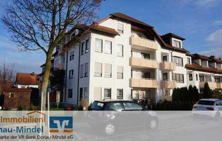 Schöne Eigentumswohnung in ruhiger Lage in Gundelfingen zu verkaufen!
