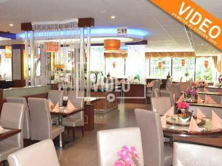 Bowlingcenter mit separatem Chinarestaurant, 10 % unter Verkehrswertgutachten von EUR 600.000