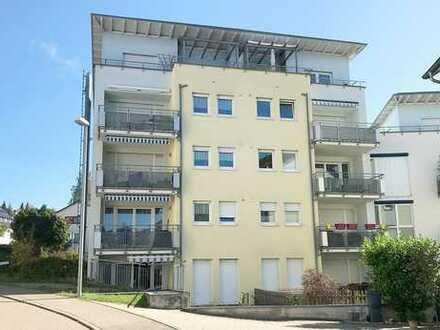 +++Freie 3-Zimmer-ETW mit Balkon und zwei TG-Stellplätzen in Geradstetten!+++