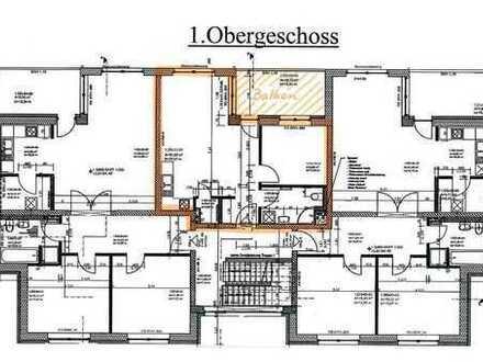 ***sonnige 2-Zimmerwohnung mit Balkon***