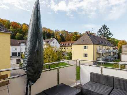 Schöne 3-Zi.-Whg in Altstadtnähe mit großem Balkon