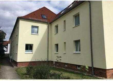 ---1-Raum Wohnung - Wohnküche - Balkon - Keller - Garten