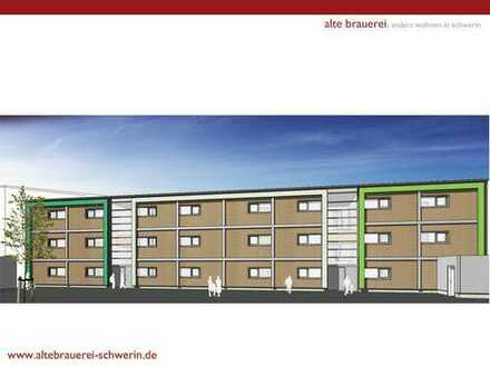 ALTE BRAUEREI: Ökologische 4-Raum-Wohnung im 1.OG mit Balkon (18a.5)