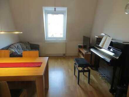 Gepflegte 3-Zimmer-Altbauwohnung im Nordend