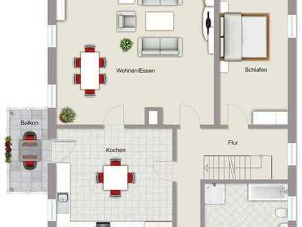 Zu vermieten! Hochwertig sanierte Altbauwohnung in Siegenburg