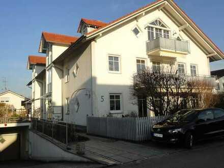 Moderne 2 Zimmer-Dachgeschosswohnung