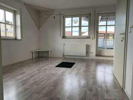 Gewerber. f. Büro/Kanzlei/Praxis/Schulungen/Studio etc., 208 m2 Nutzfl. (erweiterbar) + Loggia 50 m2