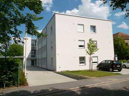 Roding . Betreutes Wohnen für Senioren . barrierearme 3-Zimmer-Wohnung mit Balkon im 1. OG