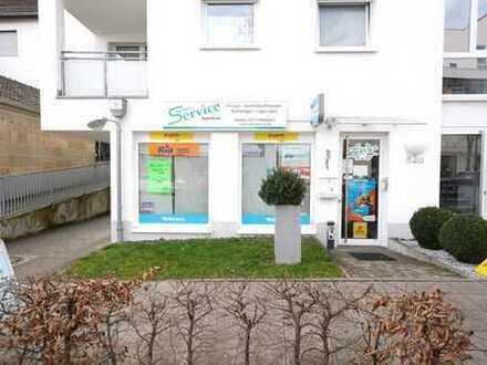 Lohnenswerte Kapitalanlage: Attraktive Ladenfläche im Sillenbucher Ortszentrum