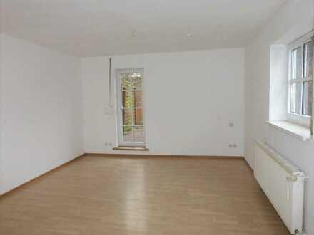 Idyllisch gelegene 3-Zimmer-Maisonettewohnung mit Terrasse in Rheinsberg