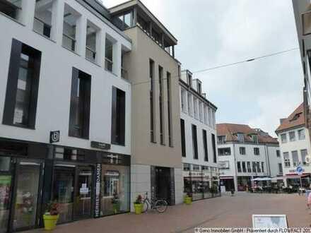 Im Zentrum von Gütersloh - Mietwohnung mit Dachgarten am Kolbeplatz!