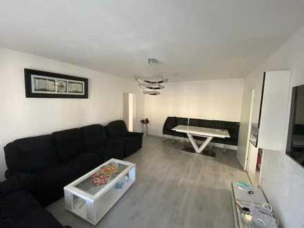 Modernisierte 4-Zimmer-Wohnung mit Balkon in Dinslaken