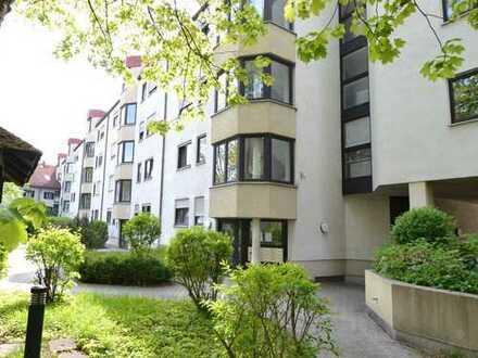 Vermietete 2-Zimmer-Wohnung mit Südwest-Balkon in begehrter Lage von München-Obersendling