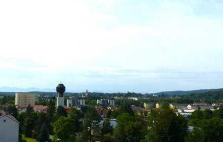 Sonnige 2,5-Zi. Wohnung mit Alpenblick in Kaufbeuren, Kaufbeuren (Kernstadt)