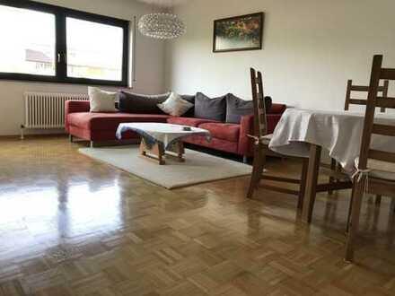 Provisionsfreie, gut geschnittene, gepflegte 2-Zimmer-Wohnung mit Balkon und EBK in Stuttgart - UT