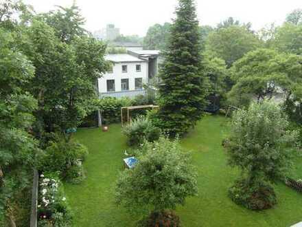 Gelsenkirchen Citynähe 4 Zi Balkon Gartenmitbenutzung