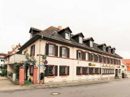 SCHWIND IMMOBILIEN - großes Wohn- & Gewerbeobjekt im historischen Zentrum Heppenheims