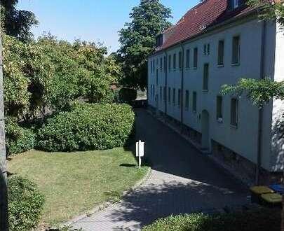 Gemütliche Wohnung im Dachgeschoss mit Blick ins Grüne