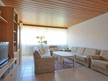 Charmante 4 Zimmer Wohnung in ruhiger Lage von Heimsheim sucht neuen Eigentümer