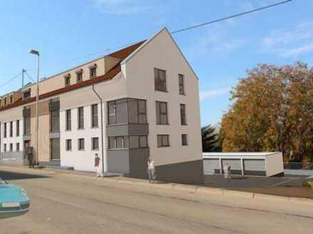 Das neue Entreé von Weilstetten - hochwertige und barrierefreie Wohnungen