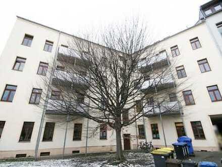 Individuelle Dachgeschosswohnung zur Kapitalanlage in Schloßchemnitz!