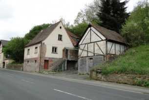 Einfamilienhaus in Mespelbrunn