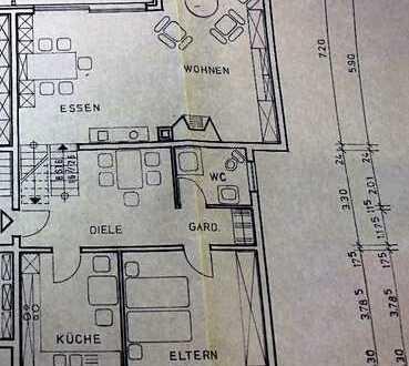 Wohnen & Arbeiten: 150 m² Wohnung + 56 m² Büro