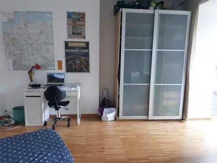 Helles 25qm Zimmer in der 3er WG nahe Hauptbahnhof und Aquis plaza