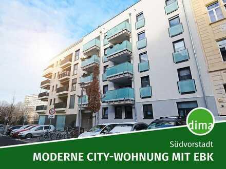 Moderne EG-Wohnung mit EBK und Terrasse in beliebter Lage für Eigennutzer o. Kapitalanleger