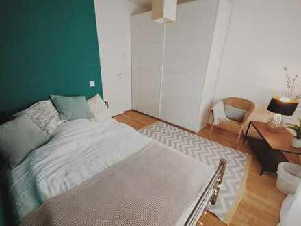 WG-Zimmer frei in Berufstätigen-WG in Köln Ehrenfeld! (flexible Zwischenmiete möglich!)