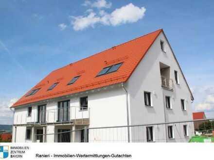 Garten inklusive - Terrassenwohnung Nr. 1 mit 120 qm Garten und Personenaufzug