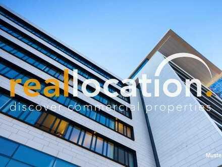ca. 10.000 m² Gewerbeareal mit verschiedenen Geb.typen und Freifläche - frequentierte Lage