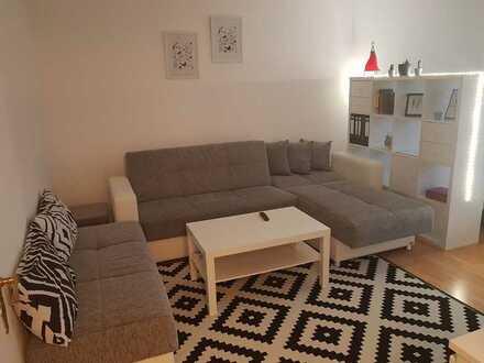 Helle und gemütliche 2-Zimmer-Wohnung in Mannheim-Rheinau