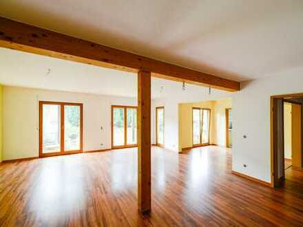 5-Zimmer-Erdgeschosswohnung mit Gartennutzung in Bernau - provisionsfrei -
