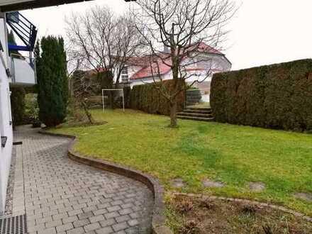 1 Zimmer Apartment mit Garten