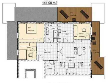 Exklusive Penthousewohnung mit moderner Ausstattung!
