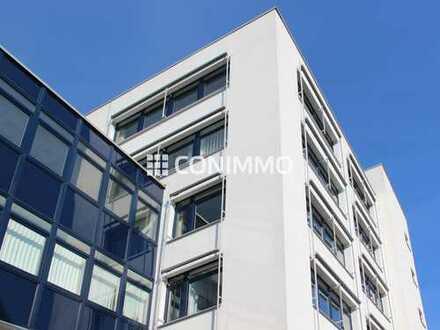 Werbewirksame Büroflächen im Geha-Carrée