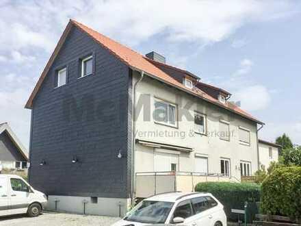 Neues Zuhause oder attraktive Kapitalanlage! Gepflegte 3-Zimmer-Wohnung mit Garten!
