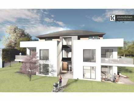 Moderne Erdgeschosswohnung in exklusiver Stadtvilla mit nur 5 Wohneinheiten