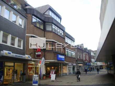 Ladenflächen in der Schauburg Passage