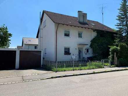 Vermietete Doppelhaushälfte in Graben