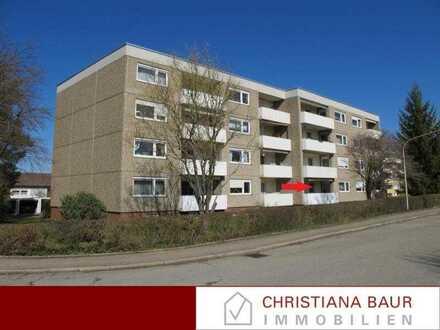 MODERN UND VIEL PLATZ: 4-Zimmer-Wohnung in Mössingen