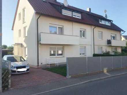 **Vollständig renovierte Doppelhaushälfte** in Herausragender Lage von Sersheim