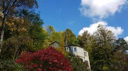 Erstbezug nach Sanierung: günstige 6-Zimmer-Wohnung zur Miete in Katzhütte