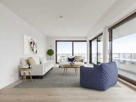 Hier werden Ihre Träume wahr - Sichern Sie sich Ihre Penthouse Wohnung! +Video-Beratung+