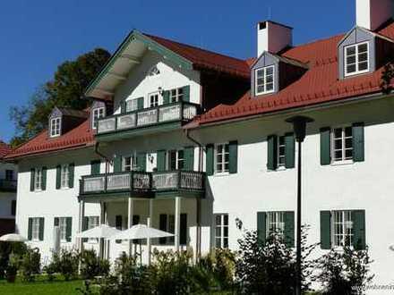 Rottach-Egern - Exklusive, einzigartige 2-Zimmer-Traumwohnung