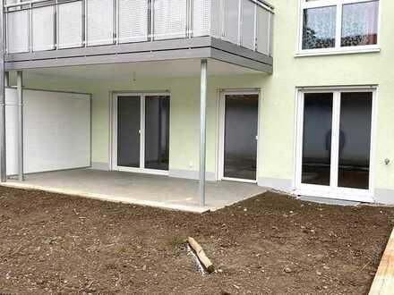 Komfortable und ruhig gelegene 3-Zimmer-Wohnung in Boos