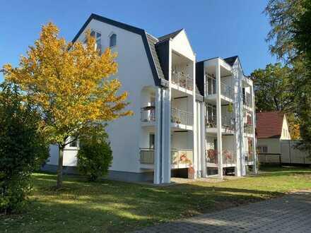*** gemütliche Einraumwohnung mit Balkon und Einbauküche ***