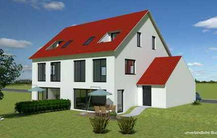 """""""Großzügig wohnen in Döffingen!"""" Moderne DHH mit Dachterrasse in beliebter & sonniger Lage."""