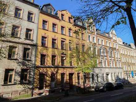 Neues Zuhause oder attraktive Kapitalanlage: Renovierte 2-Zi.-Maisonettewohnung in Chemnitz